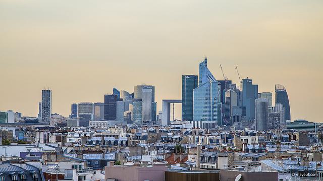 Paris In Motion (Part II) by Mayeul Akpovi