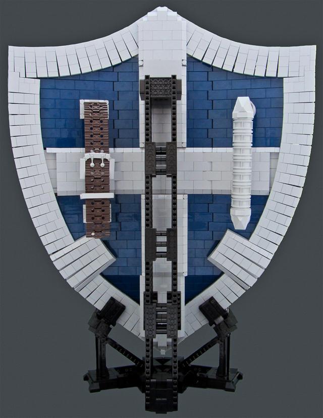 Hylian Shield by Remi / Bolt of Blue
