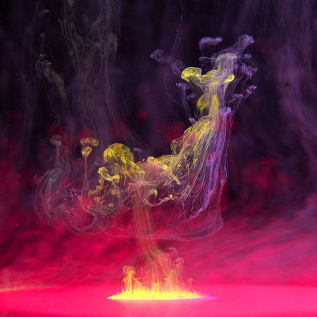 Aqueous series by Mark Mawson