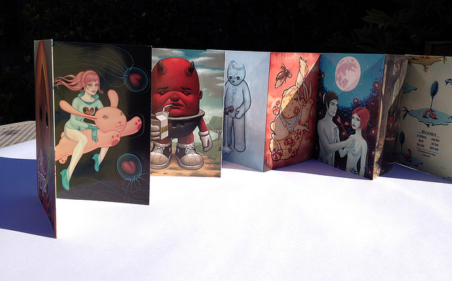 Hi-Fructose Magazine Collected Edition 3 Box Set