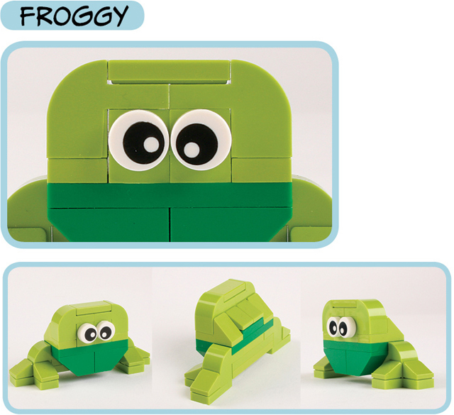 Froggy S.N.O.T. by Megan Rothrock