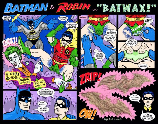 Batwax by Ed Luce