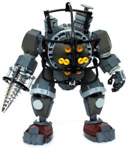 Big Daddy LEGO