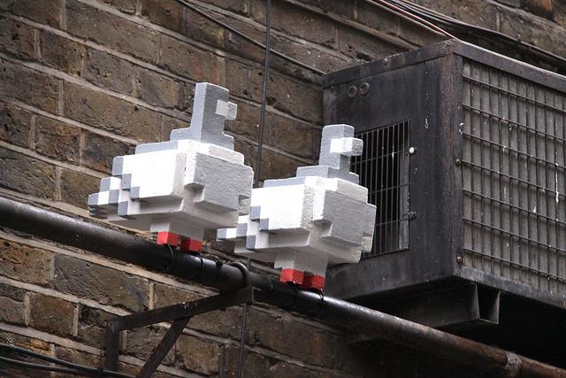 Pixel Pigeons