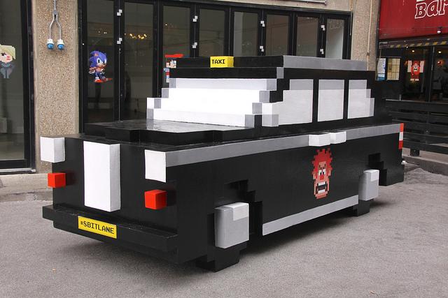 Blocky Cab