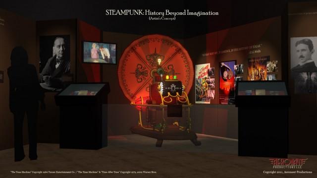 Steampunk: History Beyond Imagination