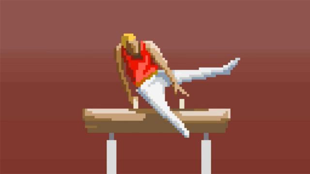 The 8-Bit Games! by Flikli