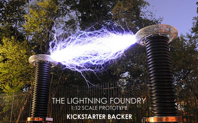 The Lightning Foundry by LOD