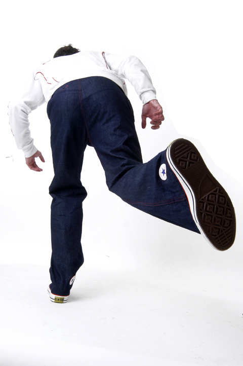 Converse Shoe Pants
