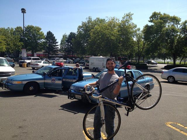 Portland Man Tracks Down His Stolen Bike On Craigslist To