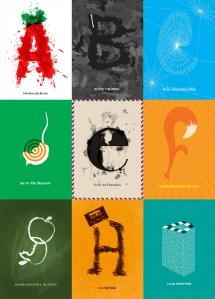 Meagan's Movie Alphabet