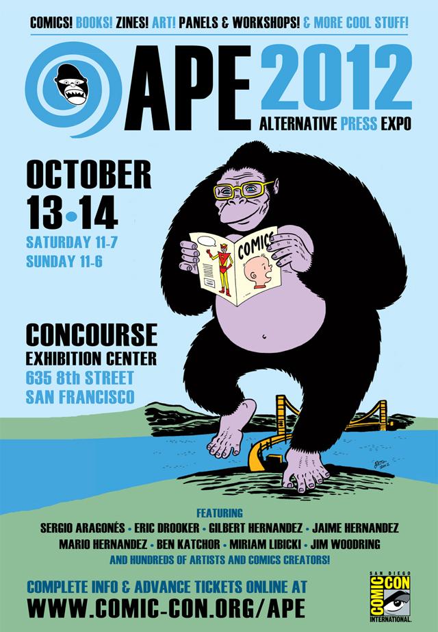 APE 2012, Alternative Press Expo
