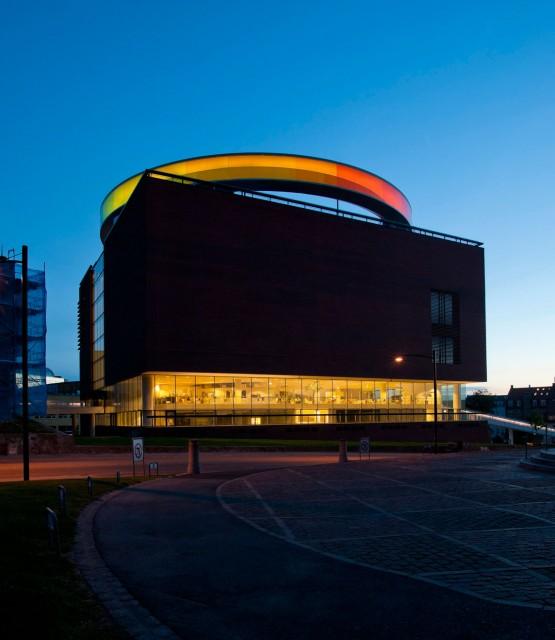 Your Rainbow Panorama by Olafur Eliasson