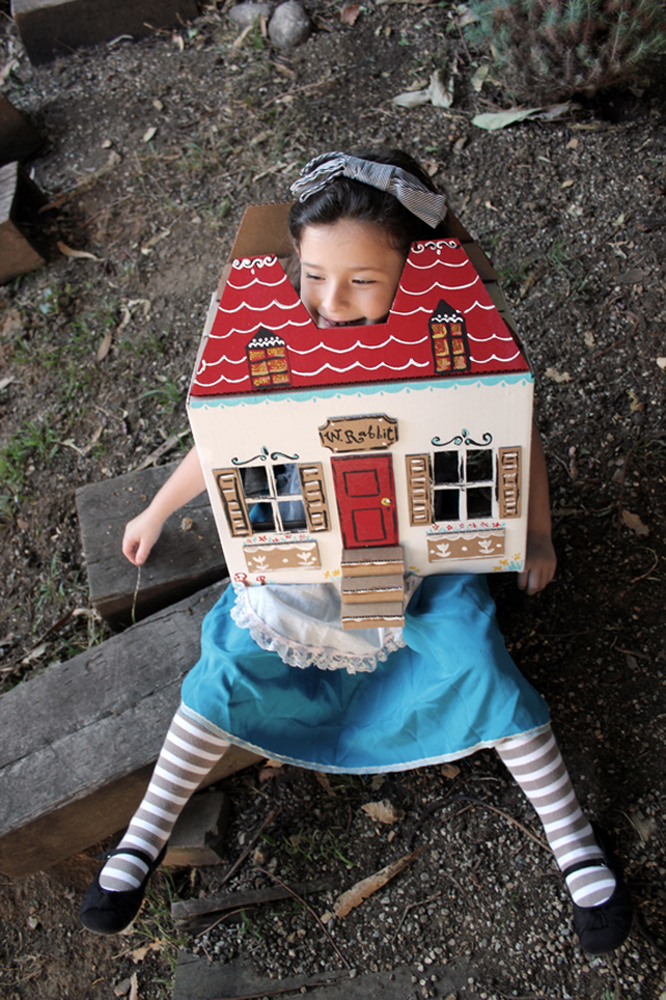 ... sets it apart is that it includes Rabbit's house, which Bela is
