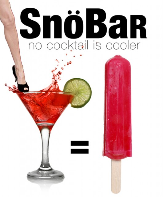 SnöBar Cocktails, A Line Of Alcohol-Infused Ice Cream