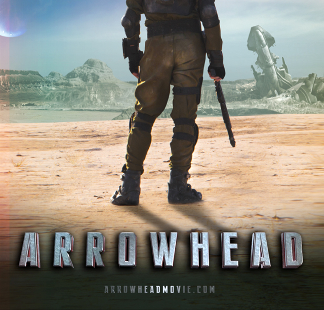 Arrowhead: An Independent Science Fiction Film