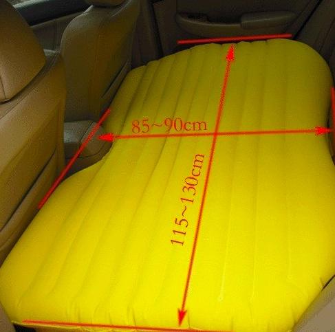 Back Seat Backseat Air Mattress
