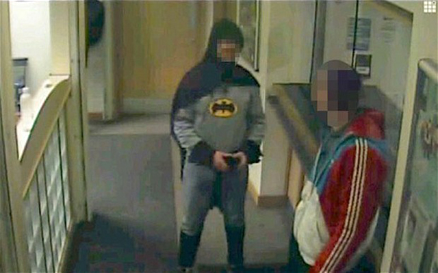Britain Batman