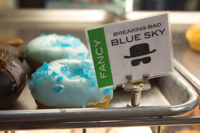Blue Sky meth donuts