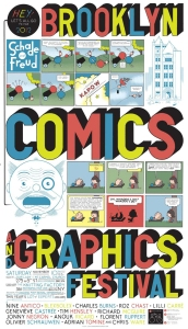 The Brooklyn Comics and Graphics Festival by Chris Ware