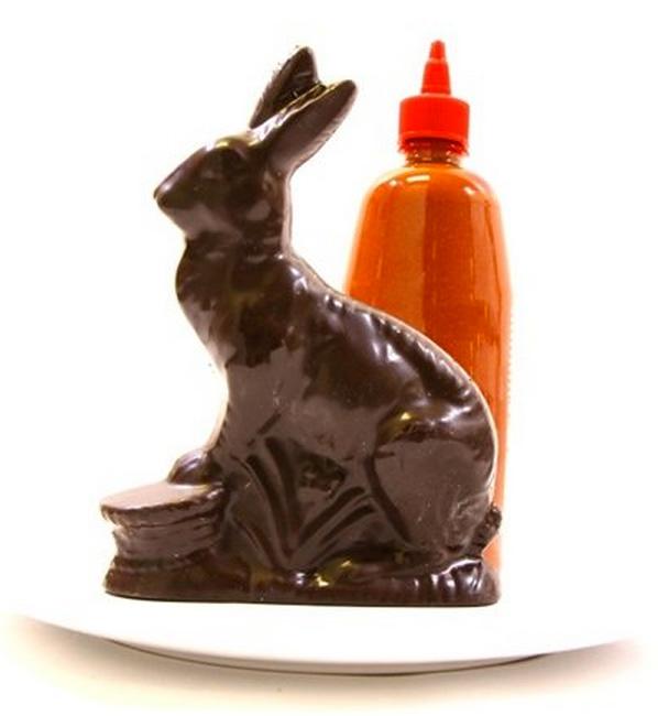 Sriracha Bunny