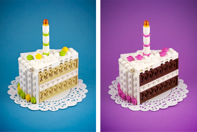 Let Them Build Cake! 1 & 2 by Chris McVeigh