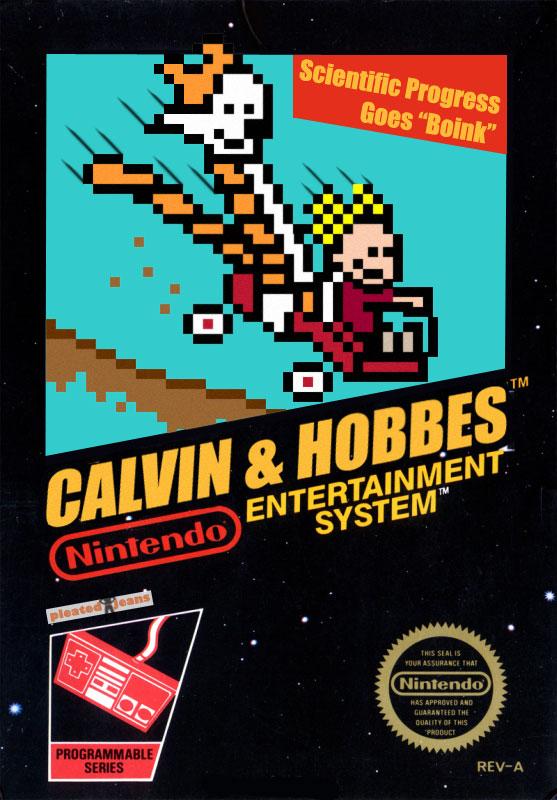 CalvinandHobbesNES