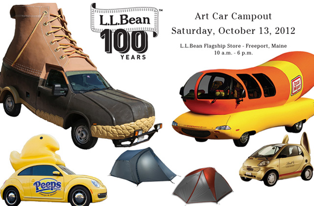 Art Car Campout