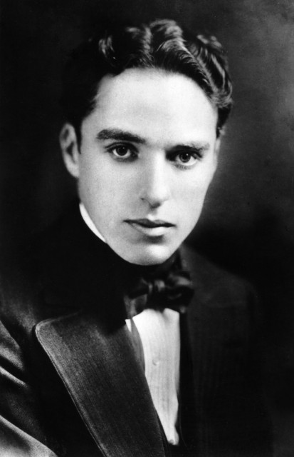 Charlie Chaplin in his youth (from Wikipedia)