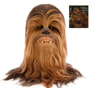 Chewbacca Head