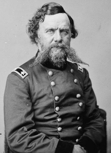 The Best Facial Hair of the Civil War