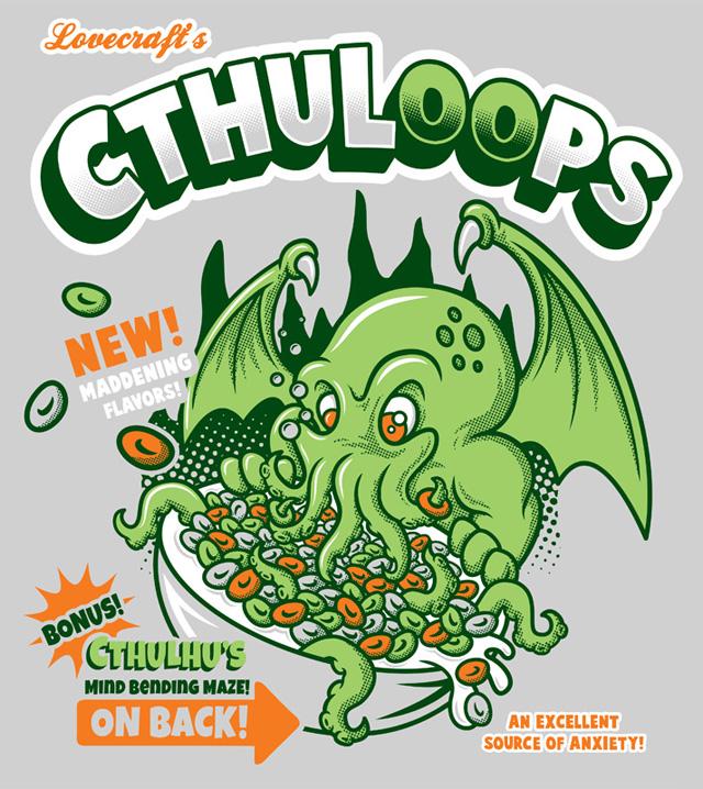 Cthuloops! by Brandon Wilhelm