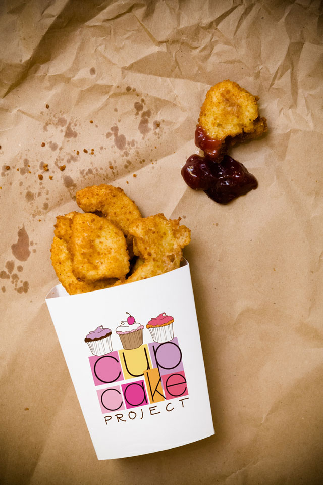 Cupcake Nuggets
