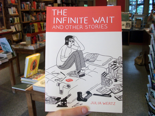 The Infinite Wait by Julia Wertz