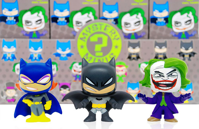 DC Comics Mystery Mini