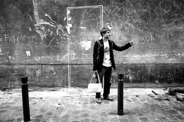 Les Portes by Jonas Laclasse