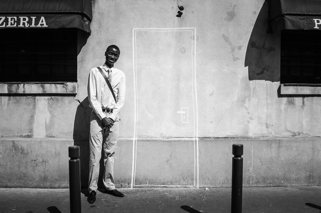 Imaginary Doors by Les Portes by Jonas Laclasse
