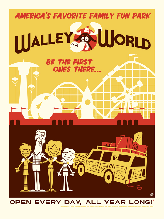 National Lampoon's Vacation by Dave Perillo