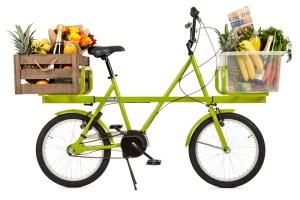 Donky urban cargo bike