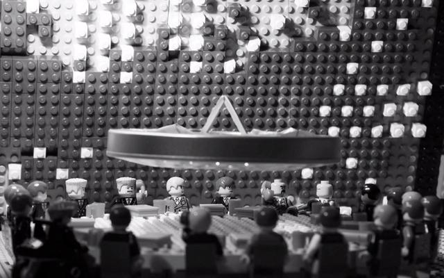 LEGO Dr. Strangelove Part 1 & 2 by XXxOPRIMExXX