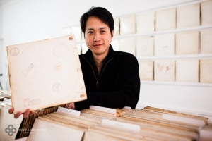 We Buy White Albums by Rutherford Chang