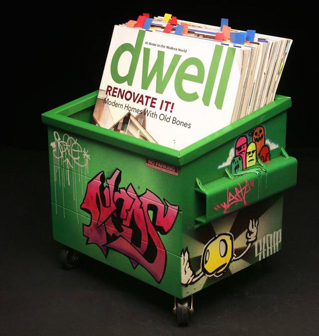 Desktop Dumpster