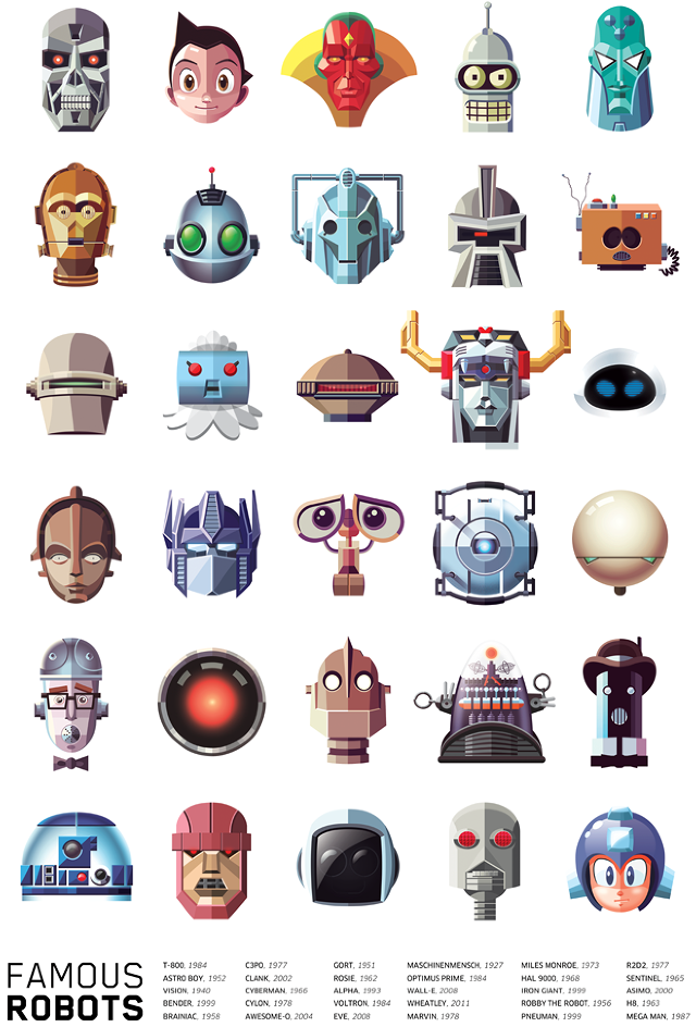 doctor who alien robots movie characters