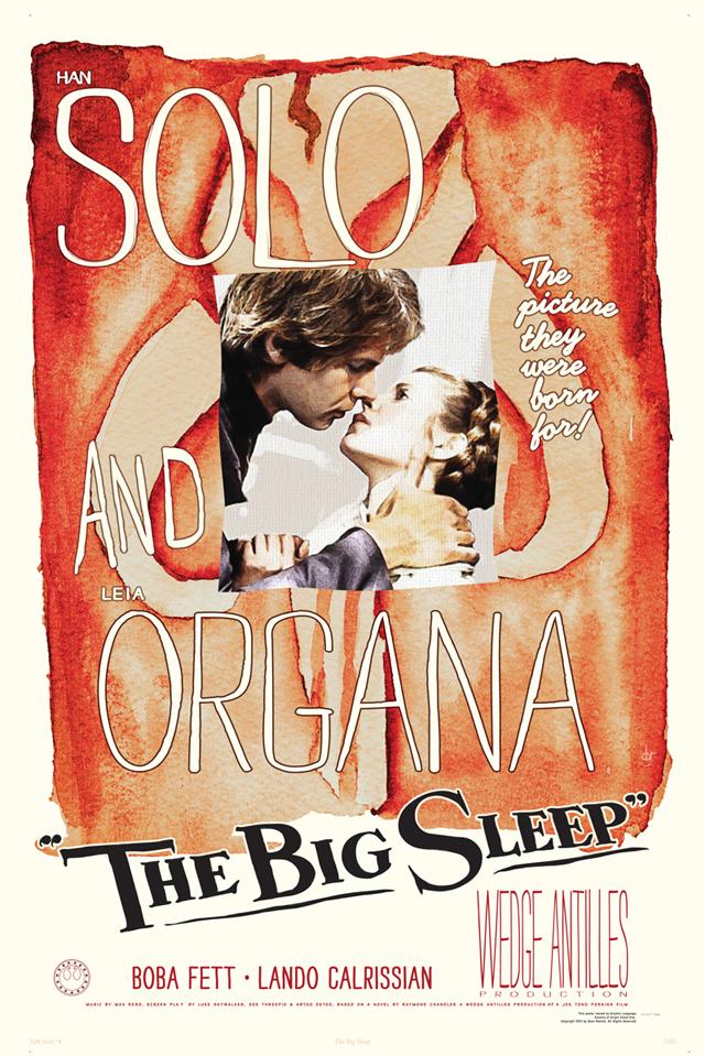 Fett Noir #3: The Big Sleep by Dean Reeves