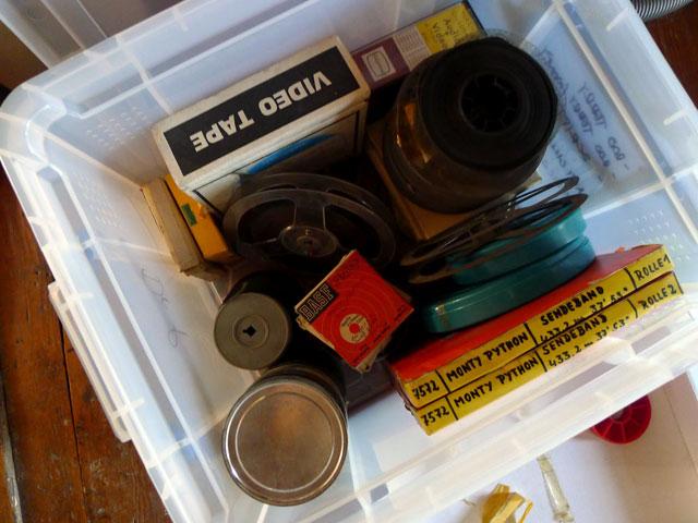 Box of Film