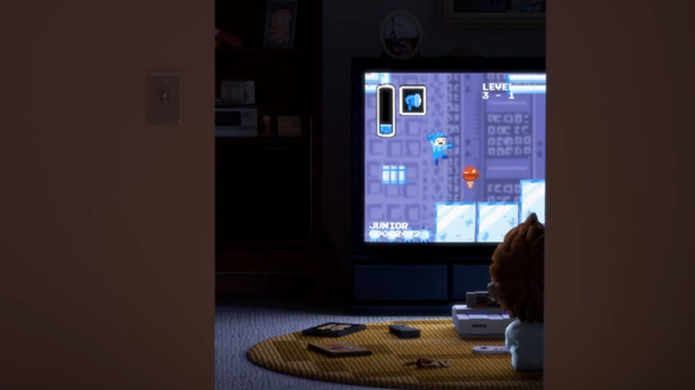 GLUED, Animated Short About a Mother & Her Video Game Addict Son