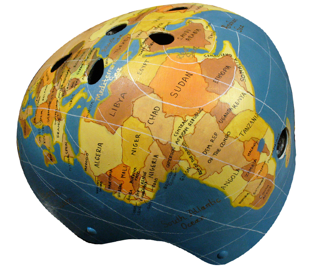 Globe by Belle Helmets