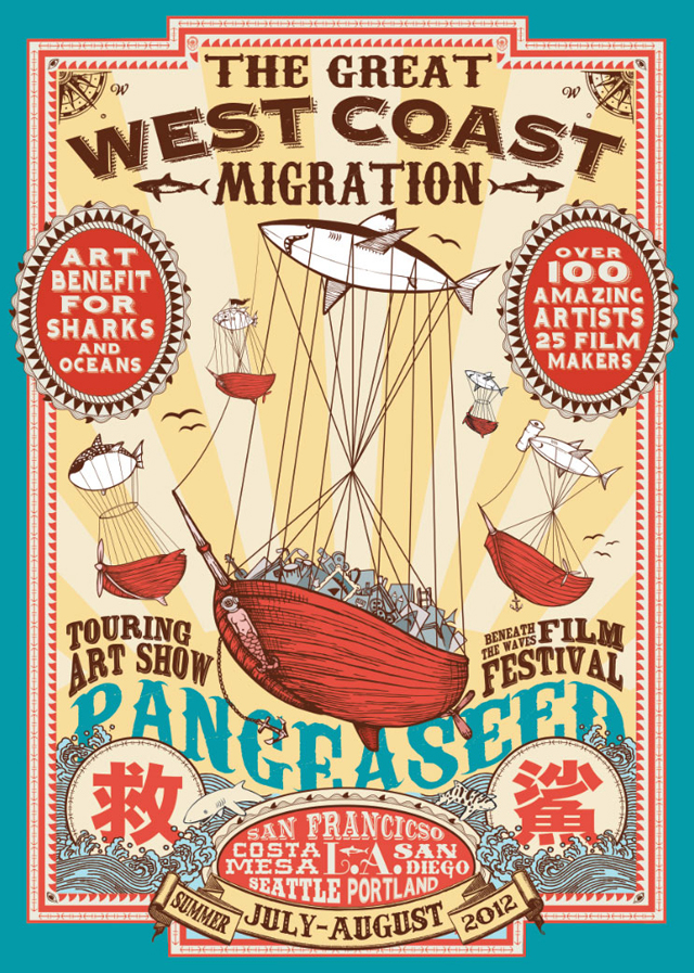 The Great West Coast Migration