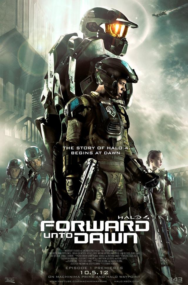 Forward Unto Dawn