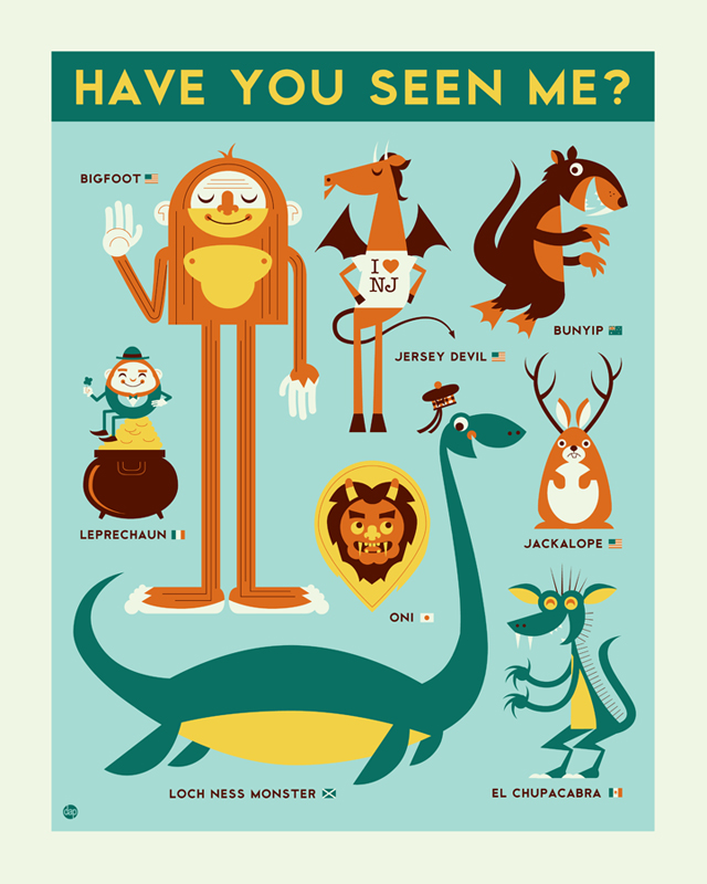 Have U Seen Me? by Dave Perillo